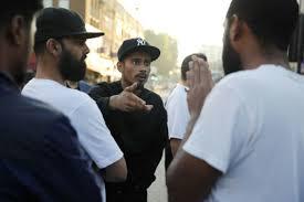 """Un homme percute des fidèles à Londres: """"Je veux tuer tous les musulmans"""":"""