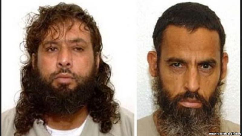 Les deux anciens détenus de Guantanamo transférés au Ghana menacés d'expulsion