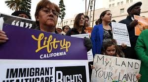 Etats-Unis: le décret anti-immigration entre en vigueur