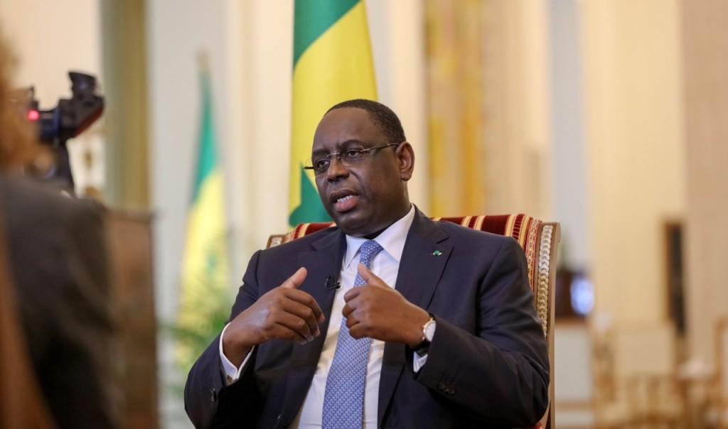 Photo: site de la présidence sénégalaise