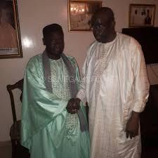 Le marabout Serigne Assane Mbacké et le député Moustapha Cissé Lô : un méli-mélo indescriptible.