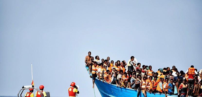 Migrants : la dangereuse route d'Espagne à nouveau enpruntée