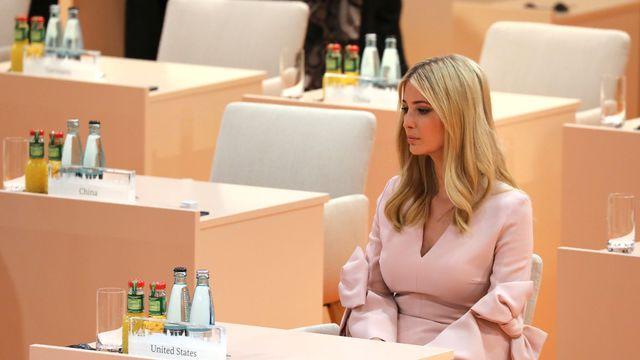 Trump se fait remplacer par sa fille à la table du G20