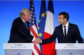 """Trump: """"quelque chose pourrait se passer"""" sur l'accord de Paris"""