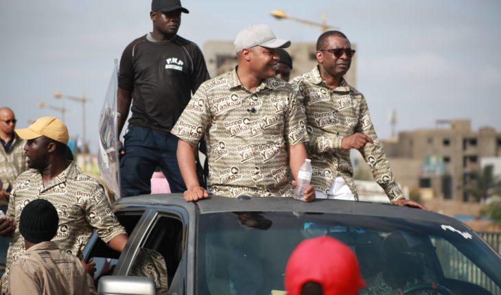 A propos de l'entrée en scène de Youssou Ndour dans la campagne électorale.