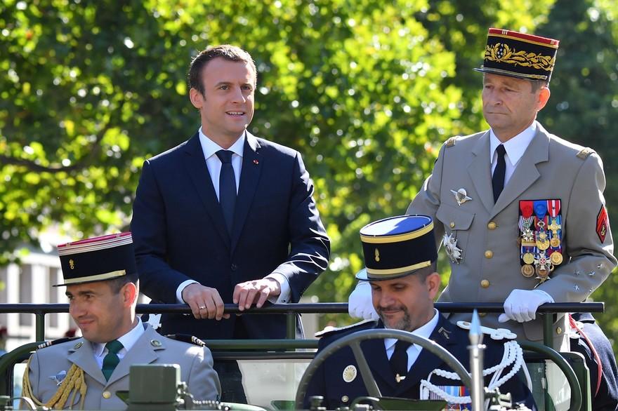 Macron au Général De Villiers : «je suis votre chef»