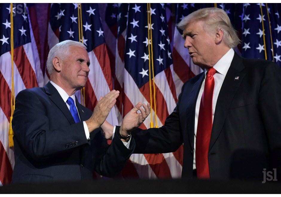 Mike Pence, prochain président des Etats-Unis ?