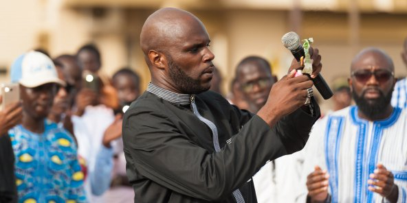 Collectif Afrique : Kémi Séba doit revenir sur sa terre africaine du Sénégal
