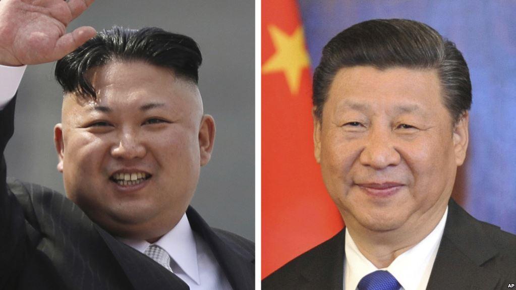 Le président chinois écrit, fait rare, au numéro un nord-coréen