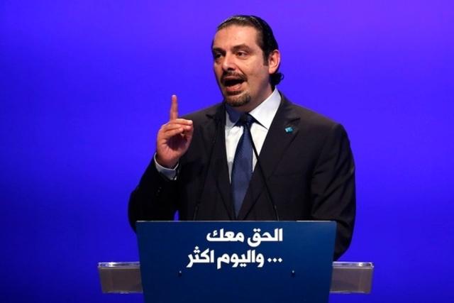 """Le Premier ministre Hariri se dit libre en Arabie, va """"rentrer au Liban bientôt"""""""