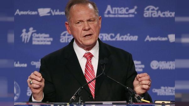 Etats-Unis: un républicain accusé d'attouchements appelé à se retirer