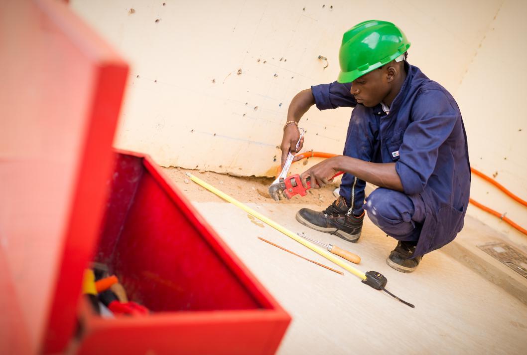 DPG: 81 milliards pour l'employabilité et la formation professionnelle des jeunes