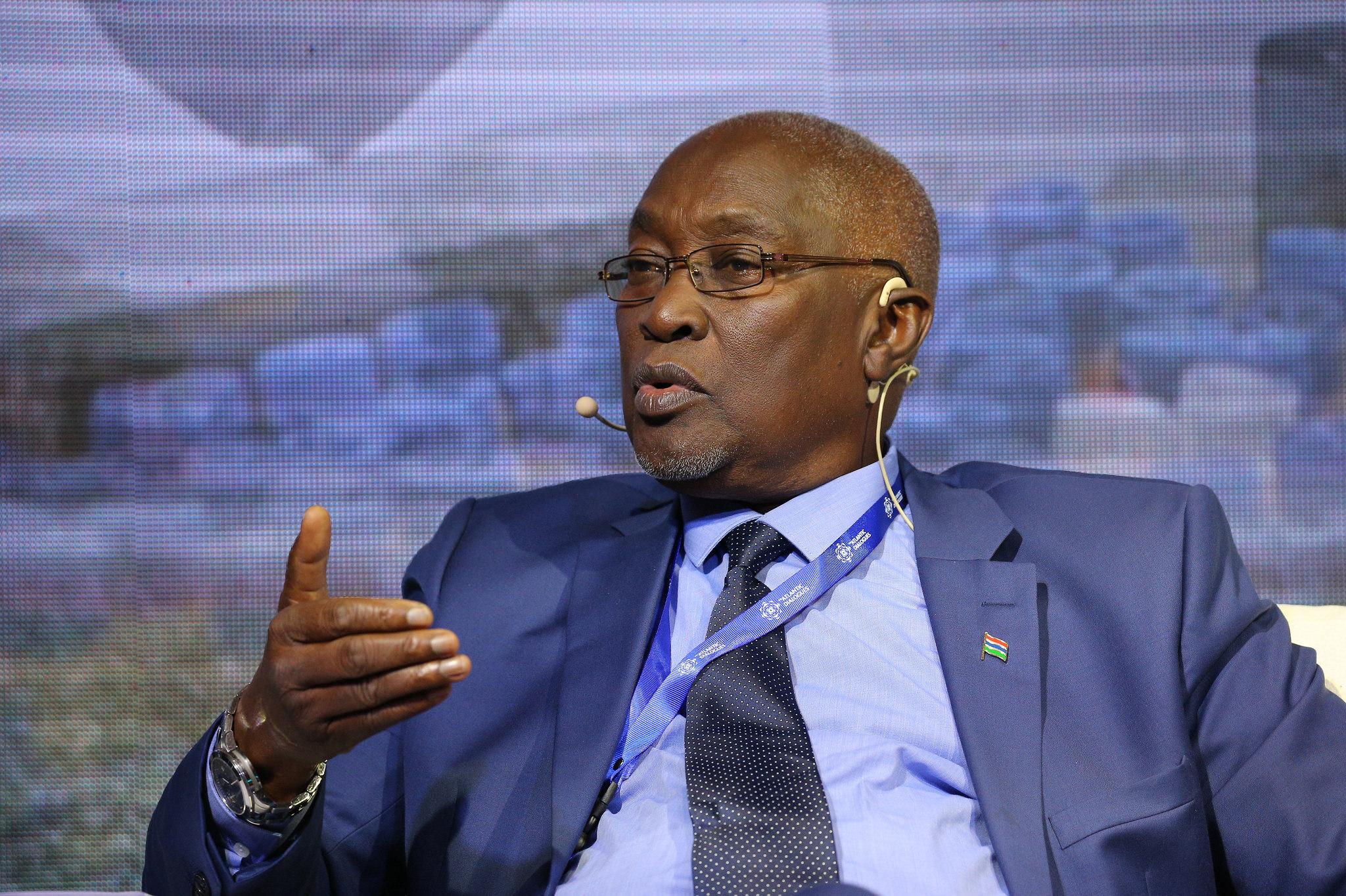 Omar Amadou Jallow (ministre gambien de l'Agriculture) : «Yaya Jammeh avait transformé les Gambiens en esclaves, nous leur avons rendu leur liberté»