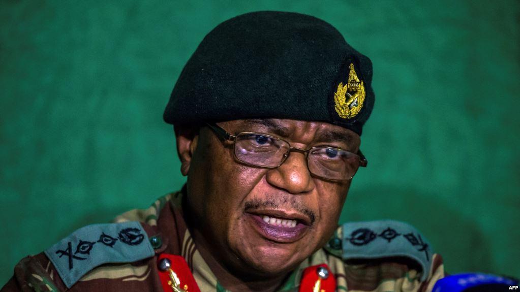 Zimbabwe: l'auteur du coup de force anti-Mugabe nommé vice-président du parti au pouvoir