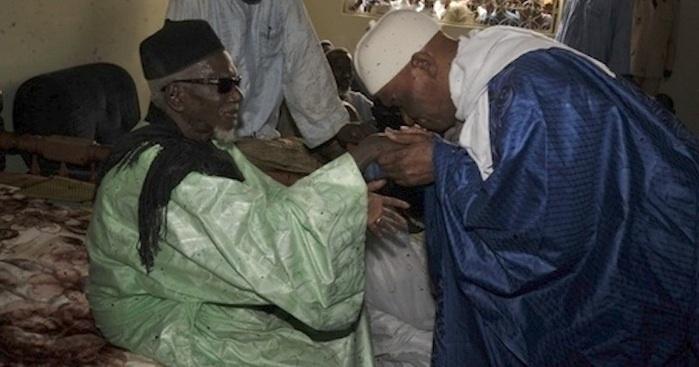 Me Abdoulaye Wade : «Mon khalife, mon marabout et mon ami est parti»