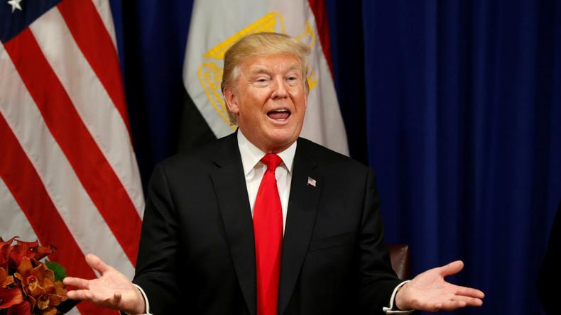 """Trump dans la tourmente après ses propos sur les """"pays de merde"""""""