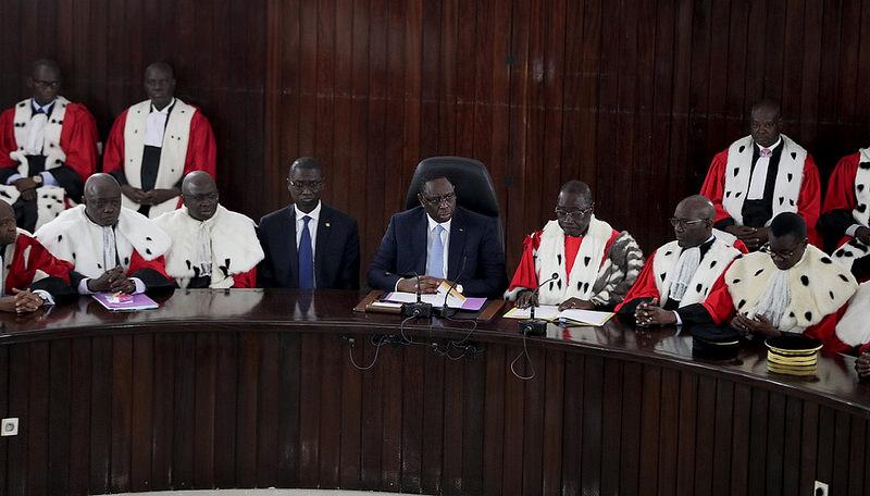 Rentrée des Cours et Tribunaux 2018 : le discours du Président de la République