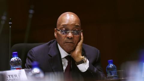 Afrique du Sud: l'ANC promet des changements, la présidence de Zuma menacée