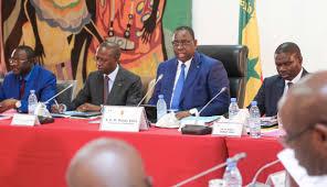 Conseil des ministres : le communiqué