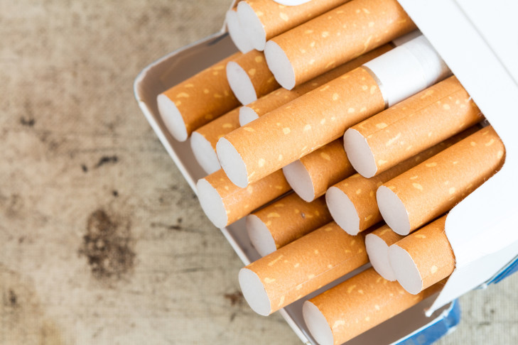 Une plainte contre les majors du tabac pour filtres manipulés