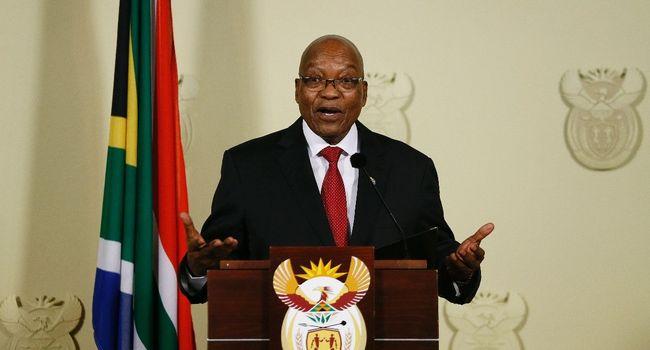 Afrique du Sud: Zuma démissionne sous la pression de l'ANC