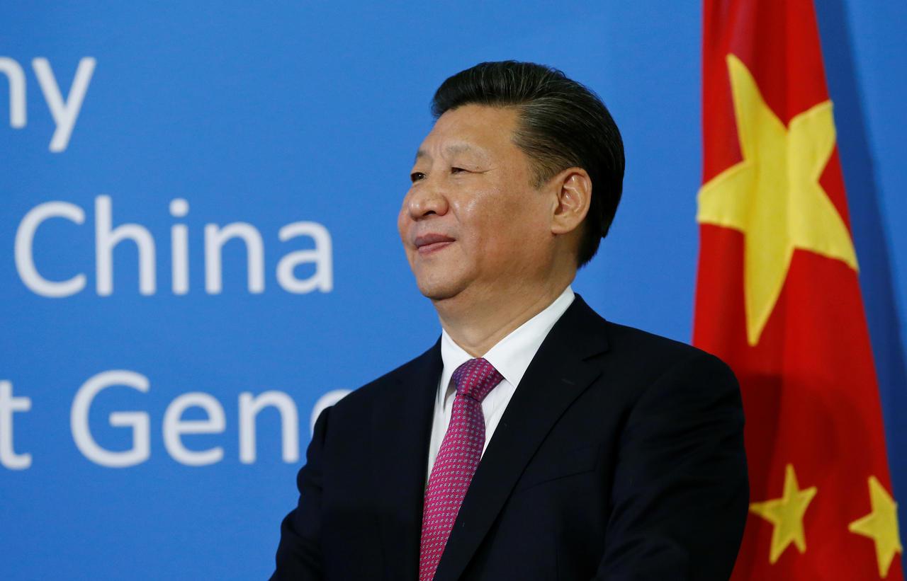 """Economie: """"l'empereur Xi"""", un gage de stabilité à haut risque"""