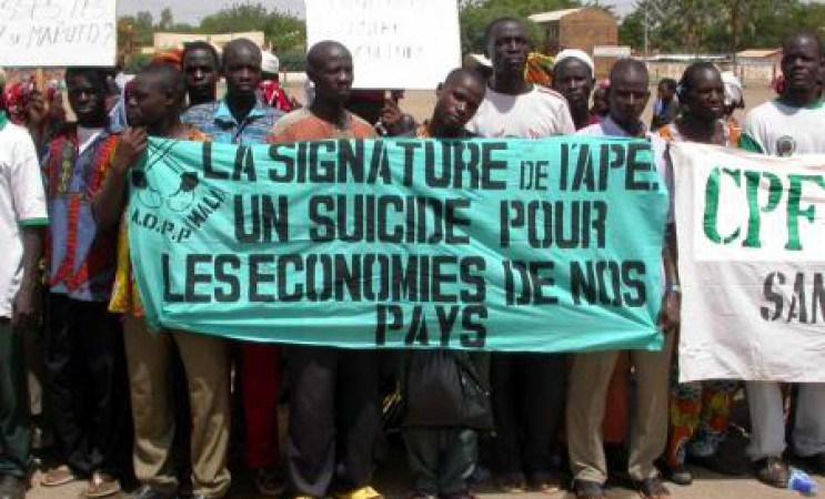 FRANCE DEGAGE - APE : le Sénégal doit revenir sur sa signature anti nationale et anti démocratique