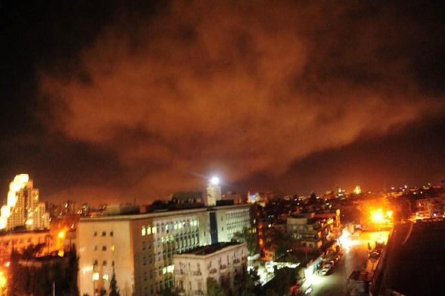 """La Syrie dénonce """"l'agression barbare et brutale"""" des Occidentaux"""