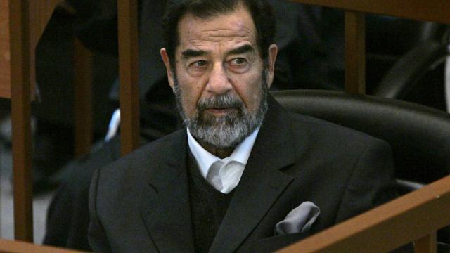 Douze ans après sa mort, où est Saddam Hussein?