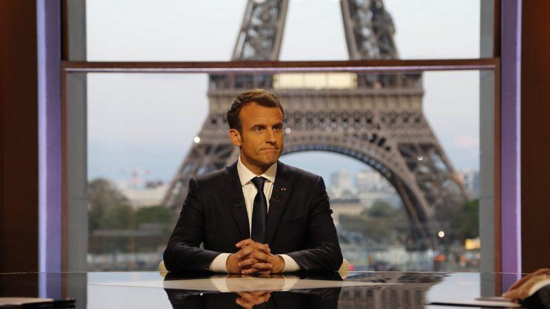 La droite et le FN se déchaînent contre Emmanuel Macron