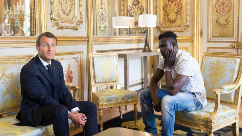 Affaire Mamoudou Gassama: La France, La France, La France! De quoi parlez-vous? De qui parlez-vous?