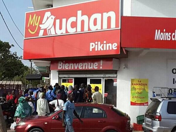 France dégage! Auchan dégage! Les Blancs dégagent! Et après ?