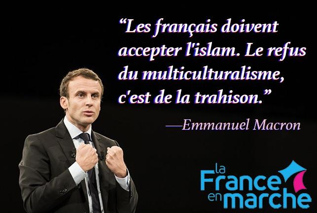 """Macron veut donner un """"cadre"""" à l'islam à l'automne"""