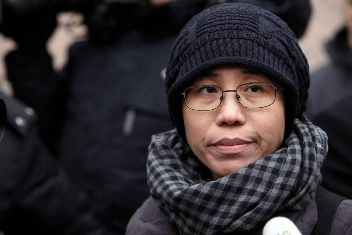 Chine : la veuve du dissident Liu Xiaobo arrive à Berlin