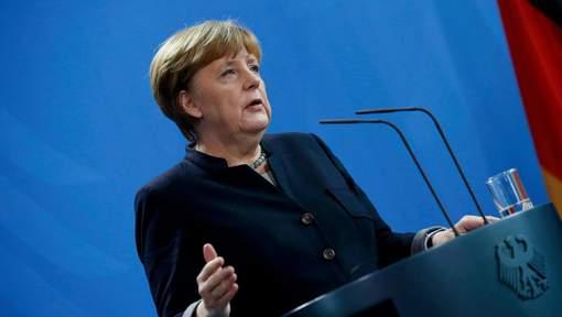 """Merkel à Trump: l'Allemagne prend ses décisions de façon """"indépendante"""""""