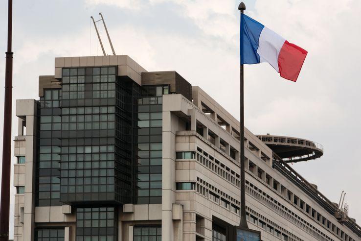 Bercy, siège du ministère de l'Economie et des Finances