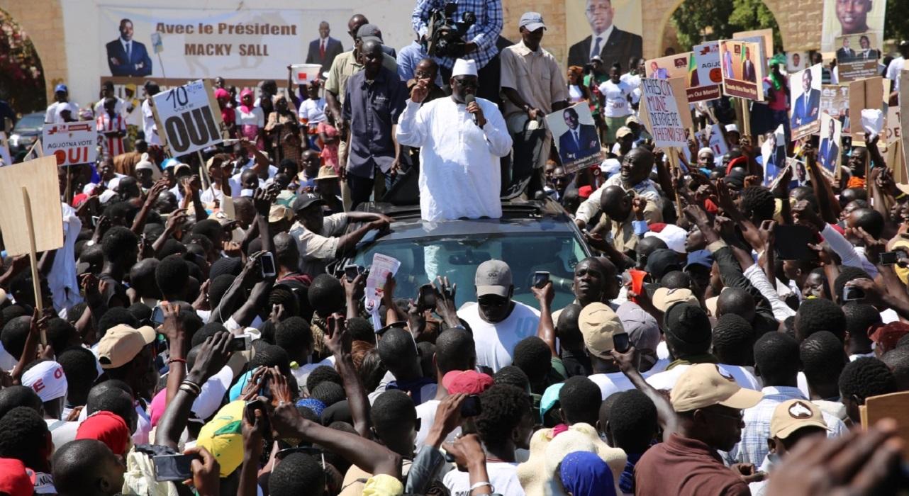 Il faut arrêter l'ethnisme politique de Macky Sall (Par Guy Marius Sagna)