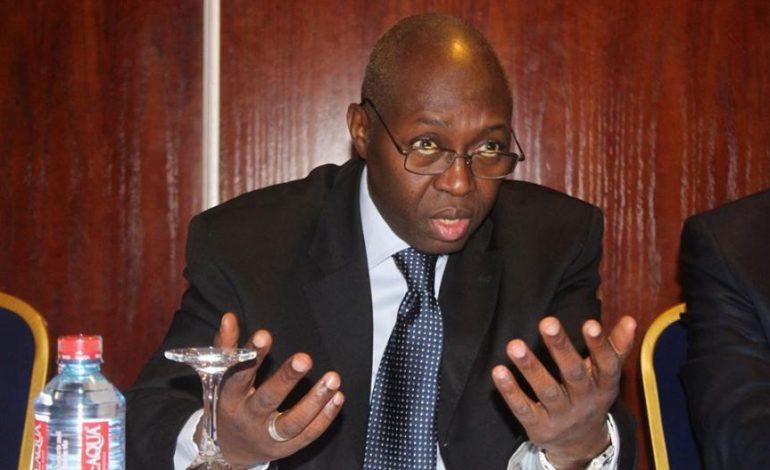 Dette intérieure : M. L. Diallo accuse le FMI d'avoir «fermé les yeux» et demande une enquête à Christine Lagarde (Lettre)