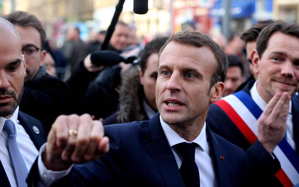 Macron suscite la controverse en évoquant le maréchal Pétain