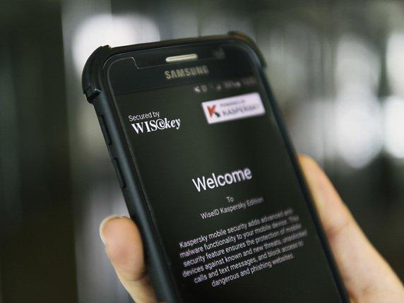 Wisekey lance un téléphone mobile basé sur la blockchain