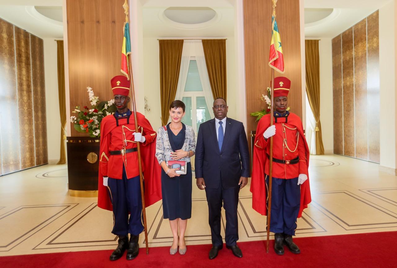 Irène Mingasson, nouvelle ambassadrice de l'Union européenne au Sénégal (communiqué)