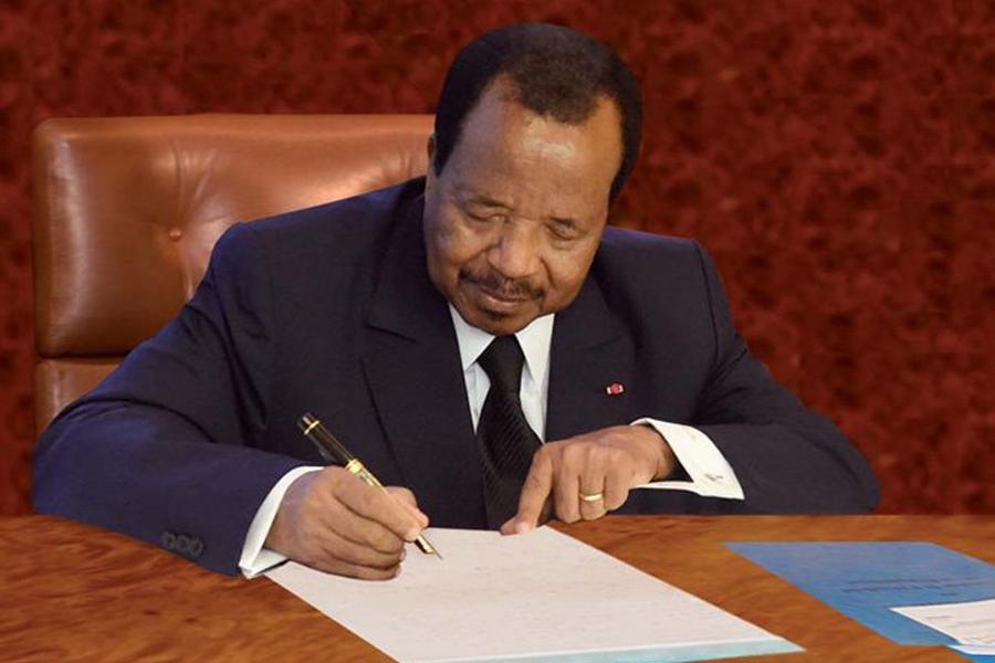 Cameroun: Paul Biya ordonne l'arrêt des poursuites contre 289 détenus de la crise anglophone