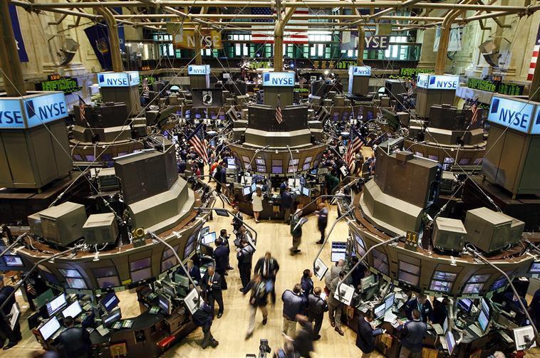 Marchés: 2018, année du retour sur terre à Wall Street