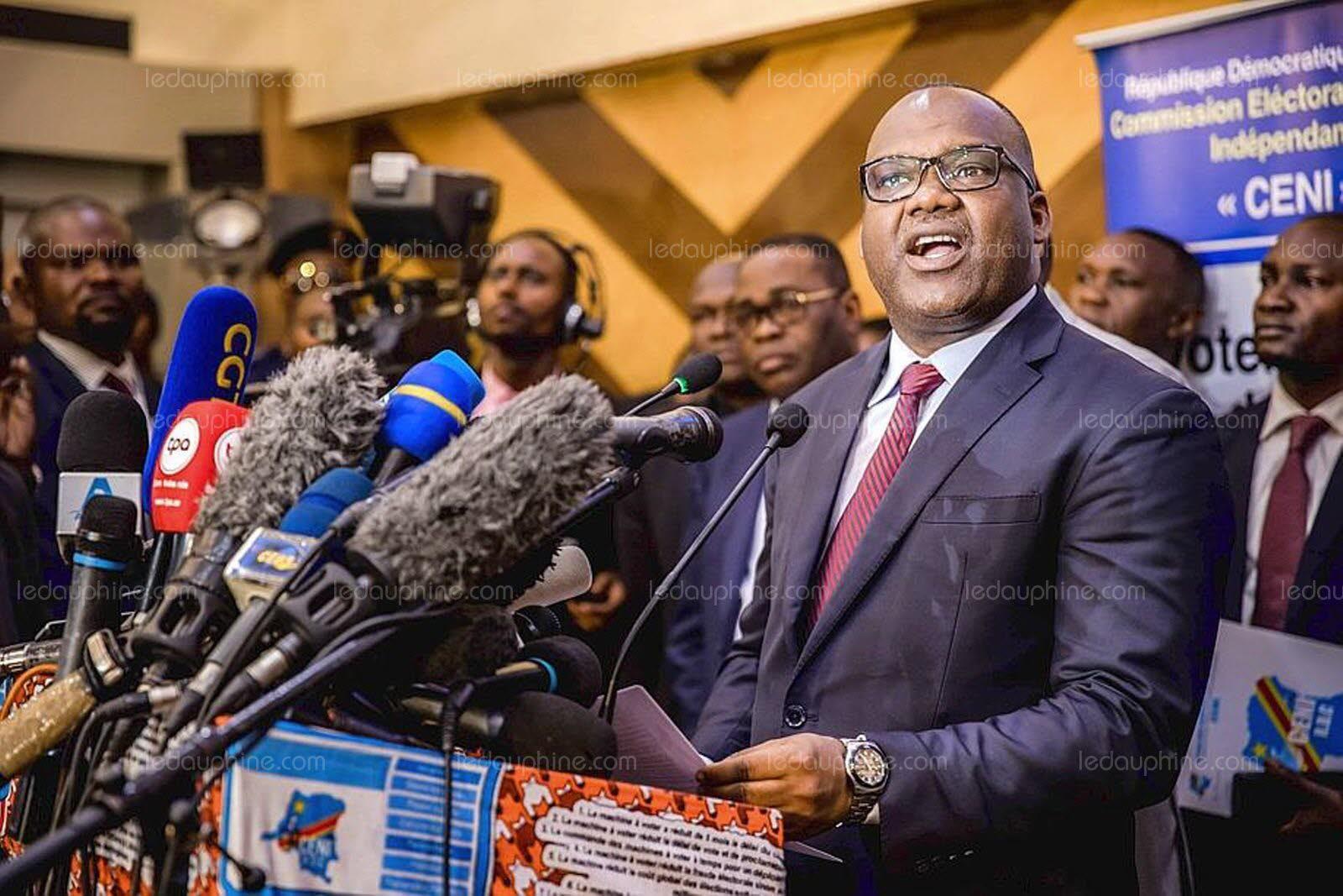 Corneille Nangaa, le président de la Céni