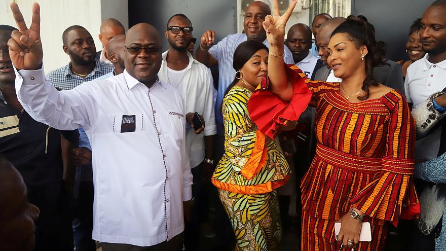 Présidentielle en RDC : l'opposant Félix Tshisekedi proclamé vainqueur
