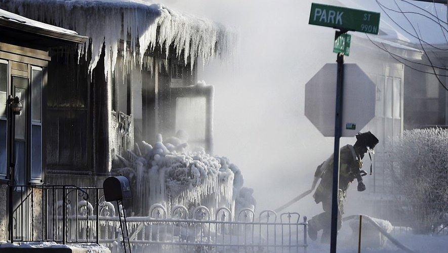 """Résultat de recherche d'images pour """"froid polaire, morts, destructions, 2019"""""""