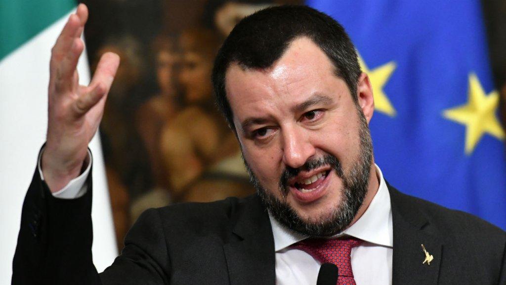 France-Italie : Salvini met de l'huile sur le feu