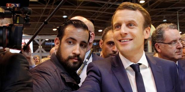 Alexandre Benalla, l'ex ombre d'Emmanuel Macron