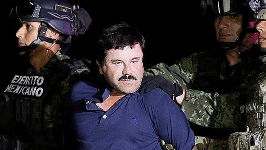 """Le baron de la drogue """"El Chapo"""" Guzman reconnu coupable aux USA"""