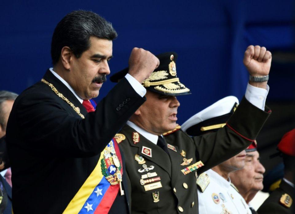 Les diplomates US sommés de quitter le Venezuela d'ici 72 heures